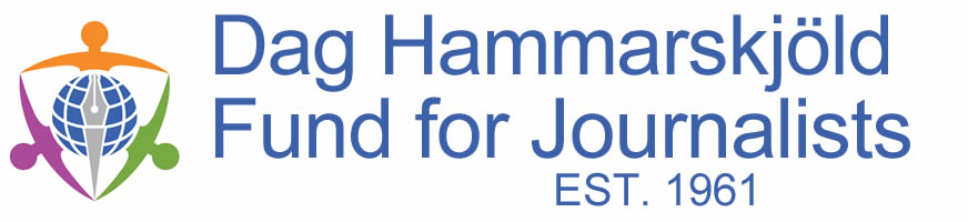 The Dag Hammarskjöld Fund for Journalists